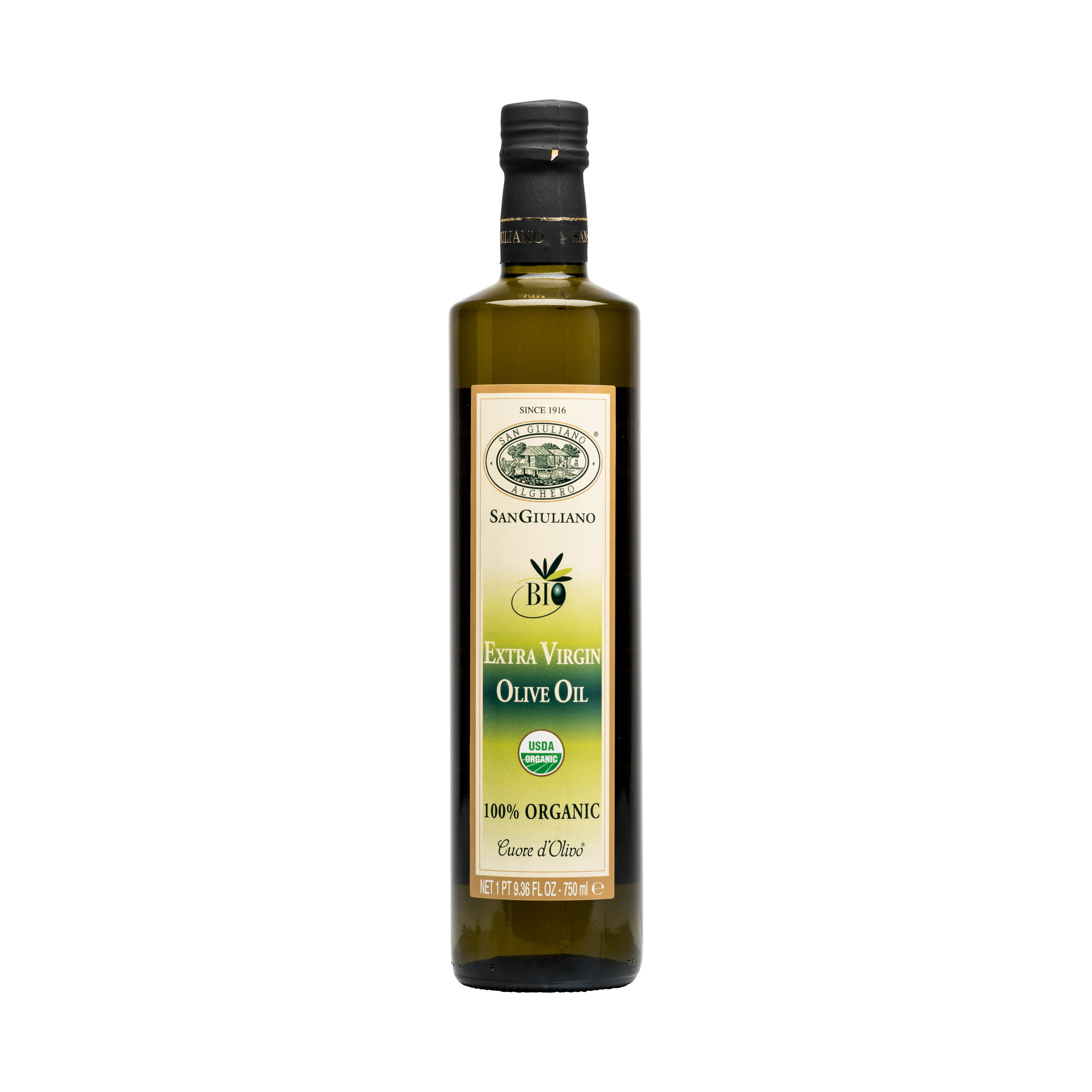 SAN GIULIANO ORGANIC EXTRA VIRGIN OLIVE OIL