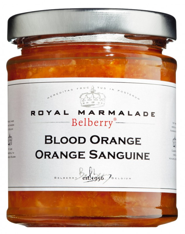 BLOOD ORANGE ROYAL MARMALADE