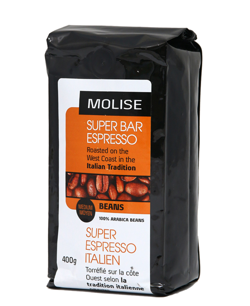 SUPER BAR ESPRESSO BEANS