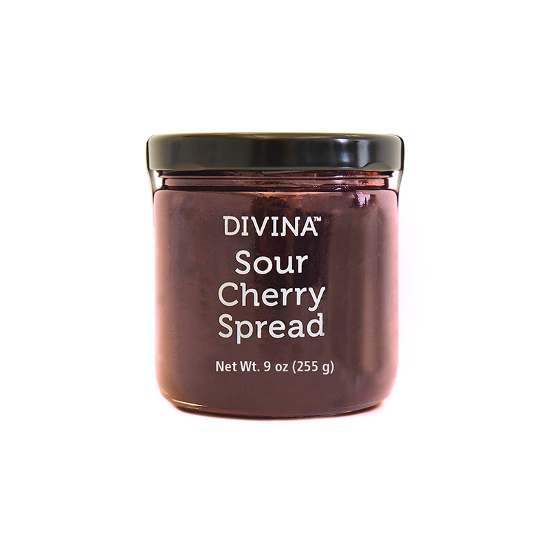 SOUR CHERRY SPREAD