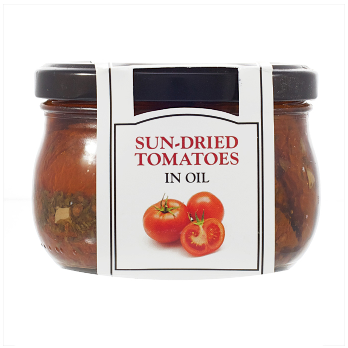 SUN DREID TOMATOES IN OIL