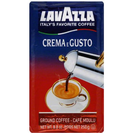 CREMA E GUSTO GROUND COFFEE