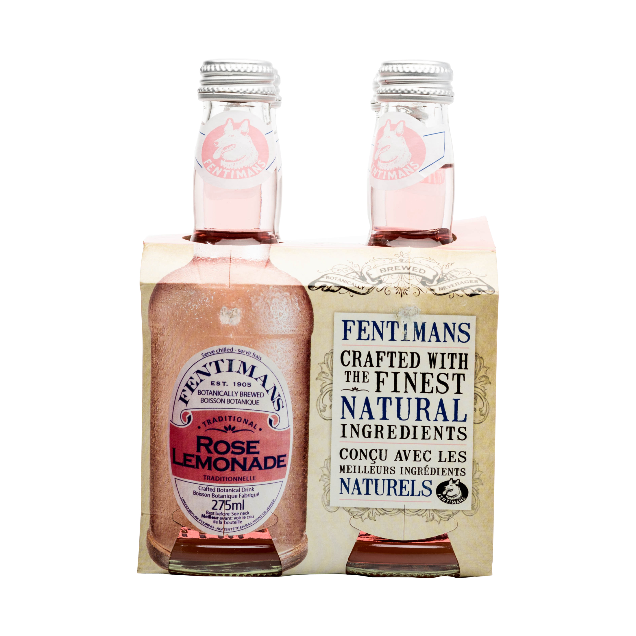 ROSE LEMONADE 4X275ML