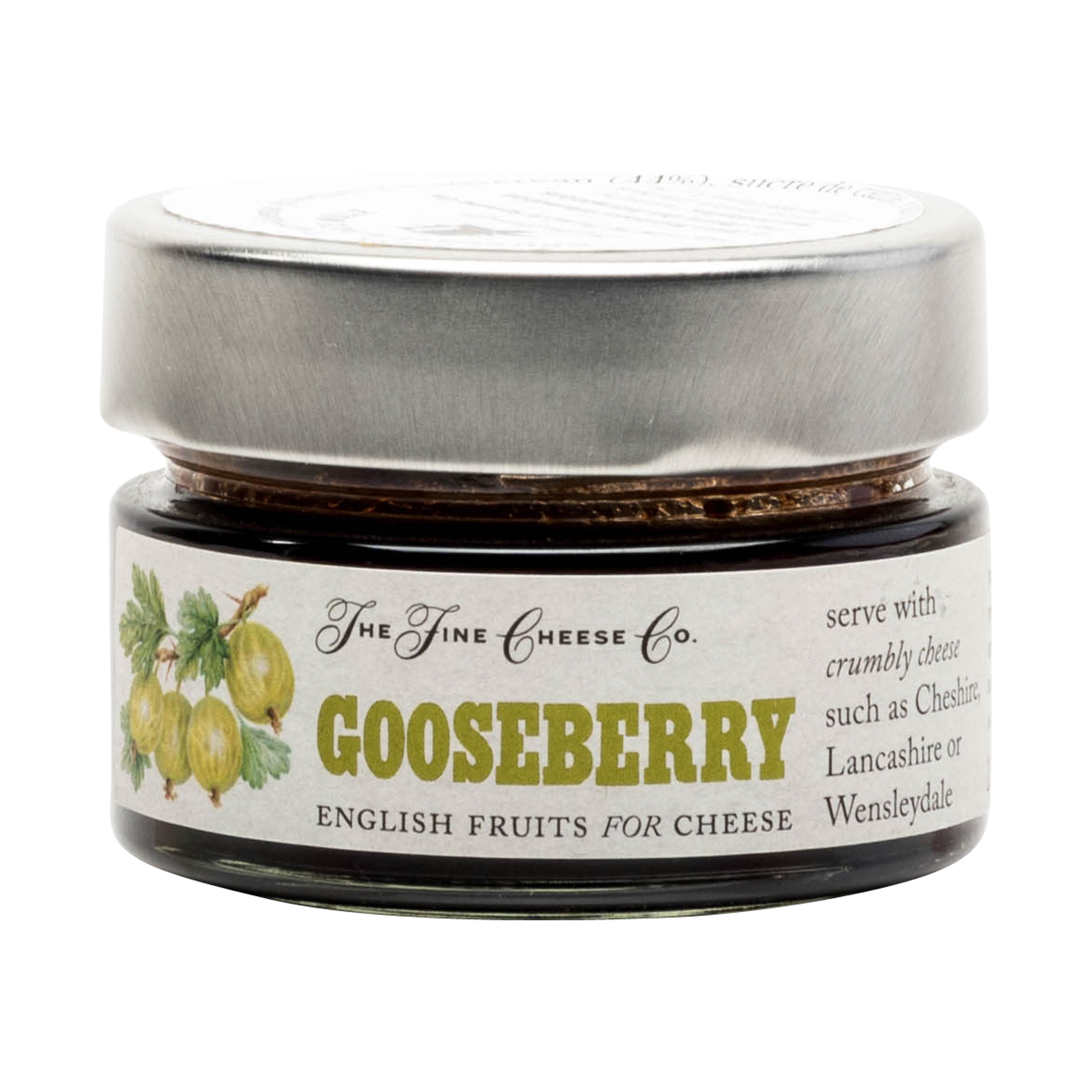 GOOSEBERRY ENGLISH FRUIT FOR CHEESE