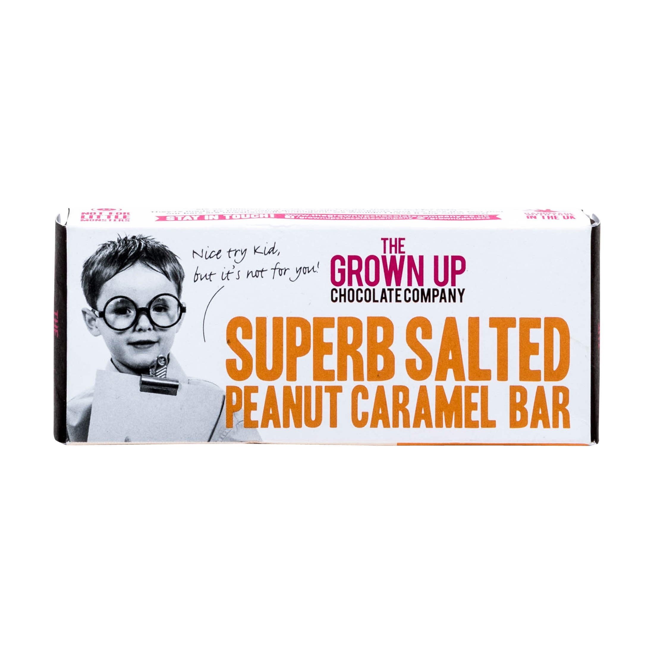 SUPERB SALTED PEANUT CARMEL 2 BARS