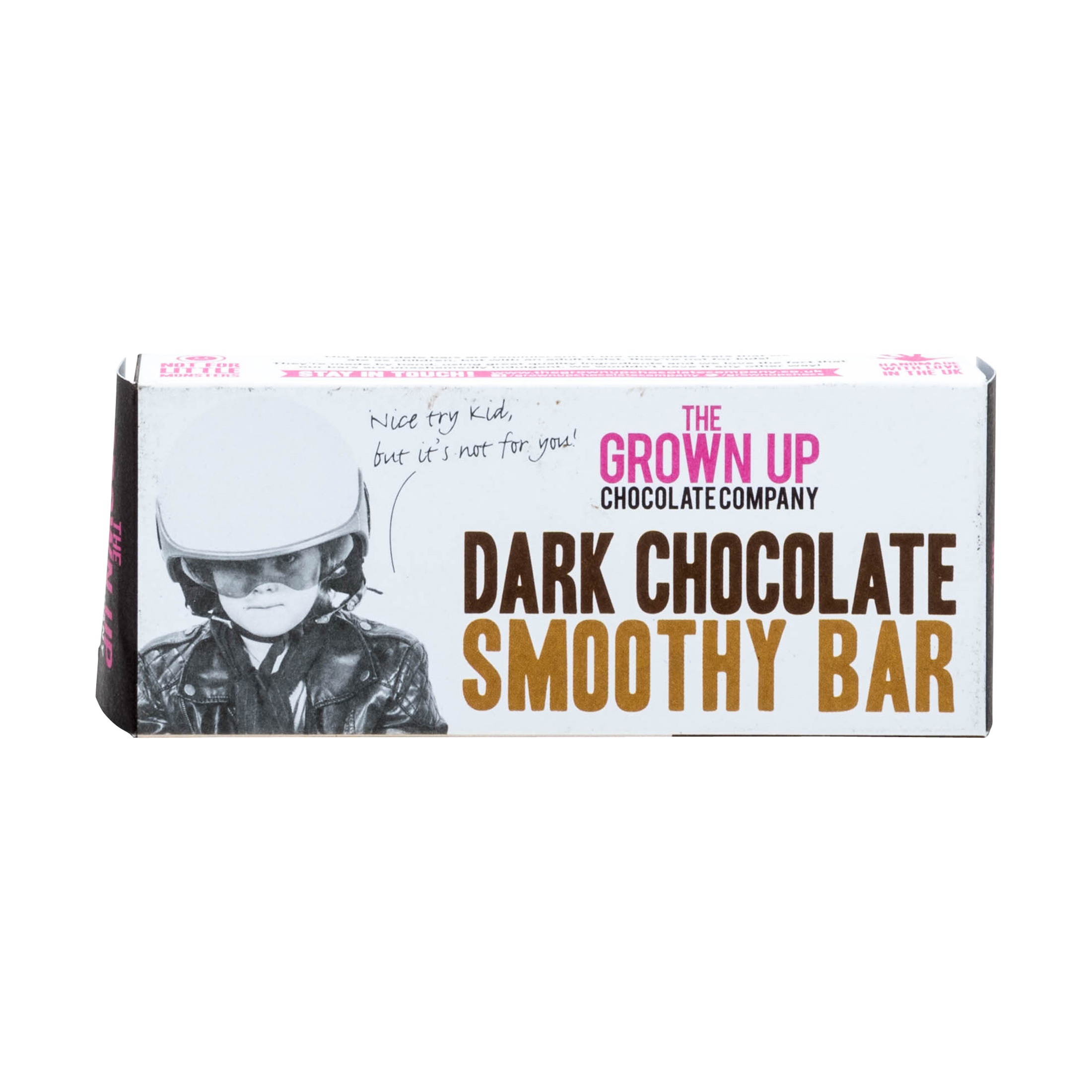 DARK CHOCOLATE SMOOTH 2 BARS