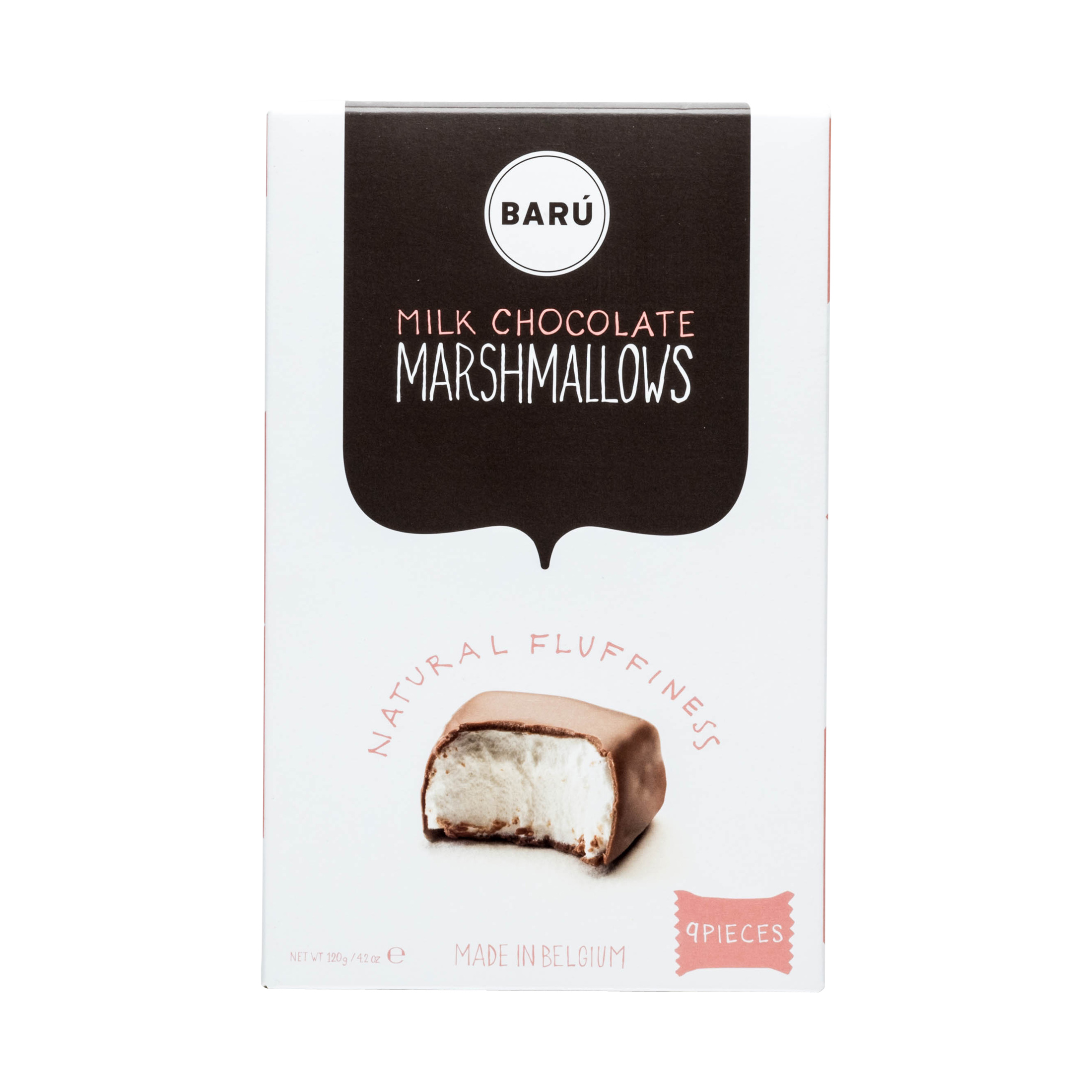 MARSHMALLOWS VANILLA BEAN 9 PACK