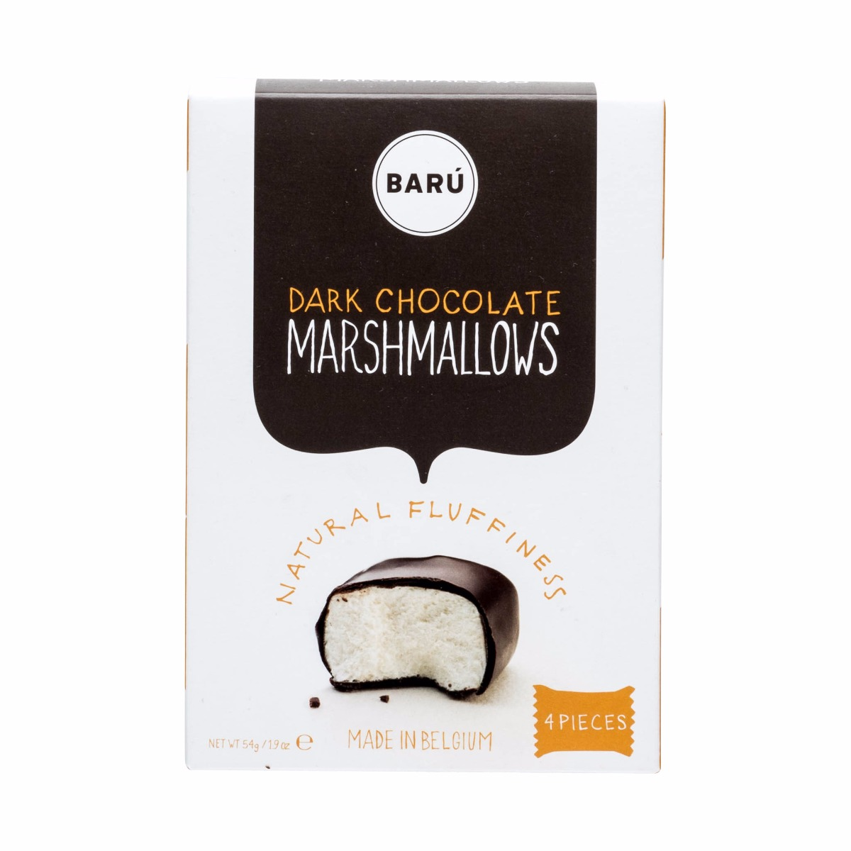 MARSHMALLOWS DARK CHOCOLATE