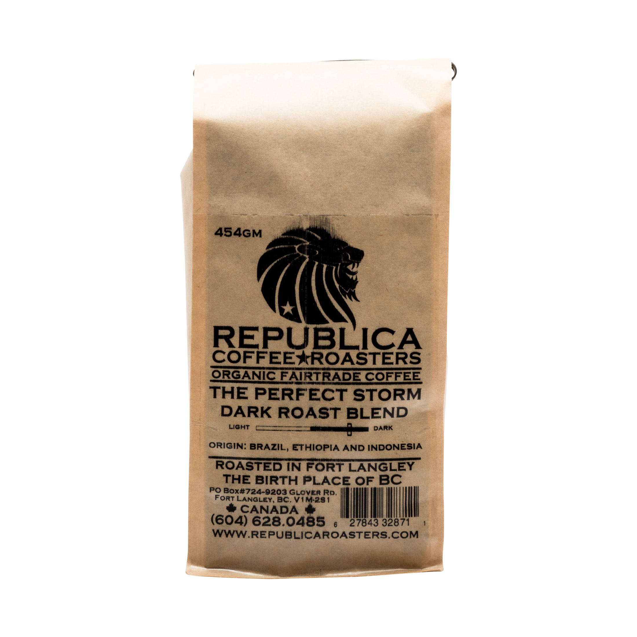 THE PERFECT STORM DARK ROAST BLEND