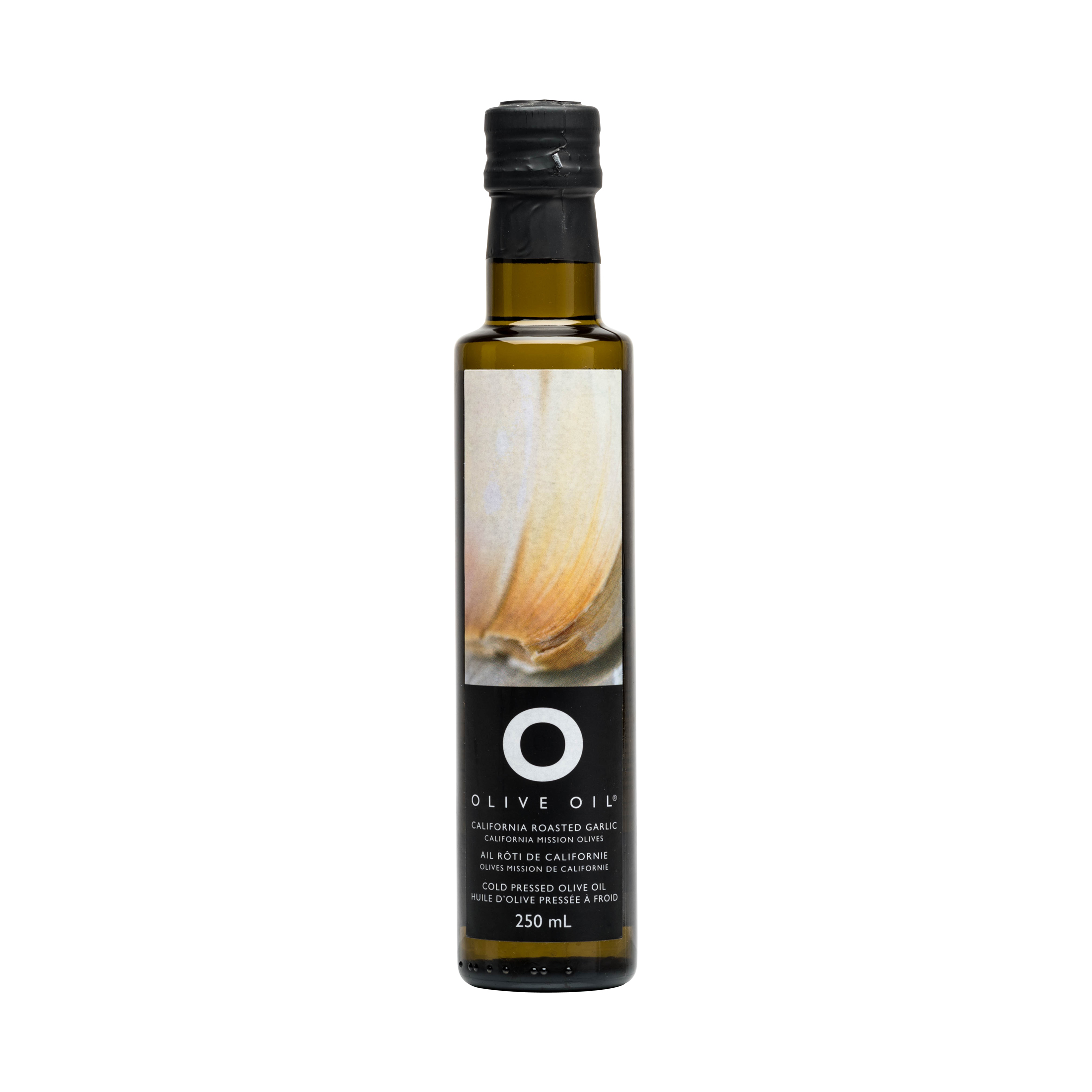 O ROASTED GARLIC OLIVE OIL