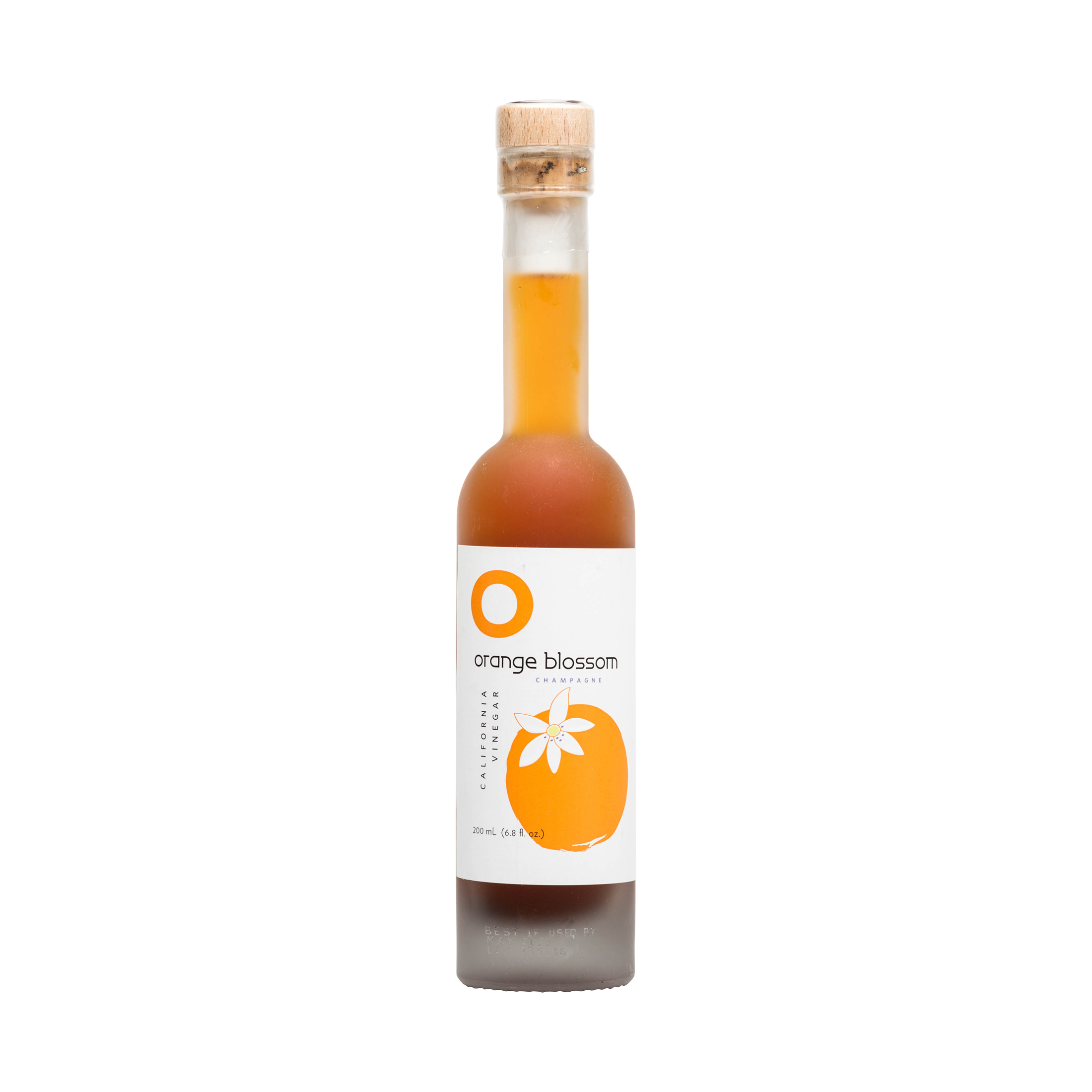 O ORANGE BLOSSOM VINEGAR