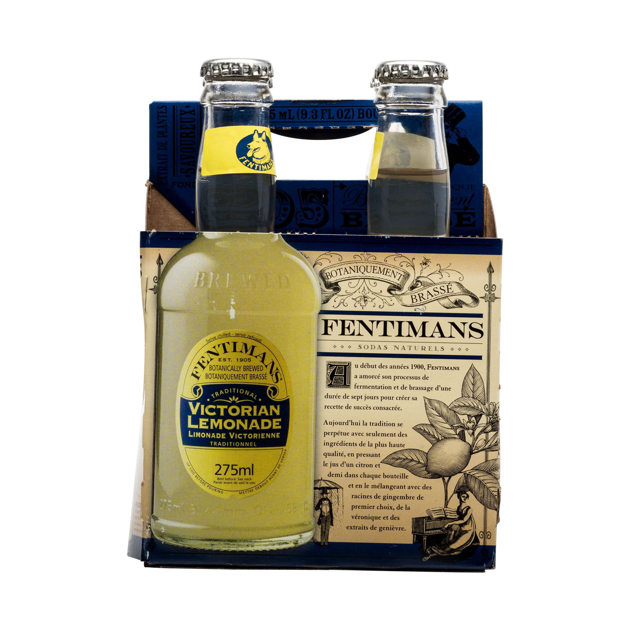 VICTORIAN LEMONADE 4X275ML