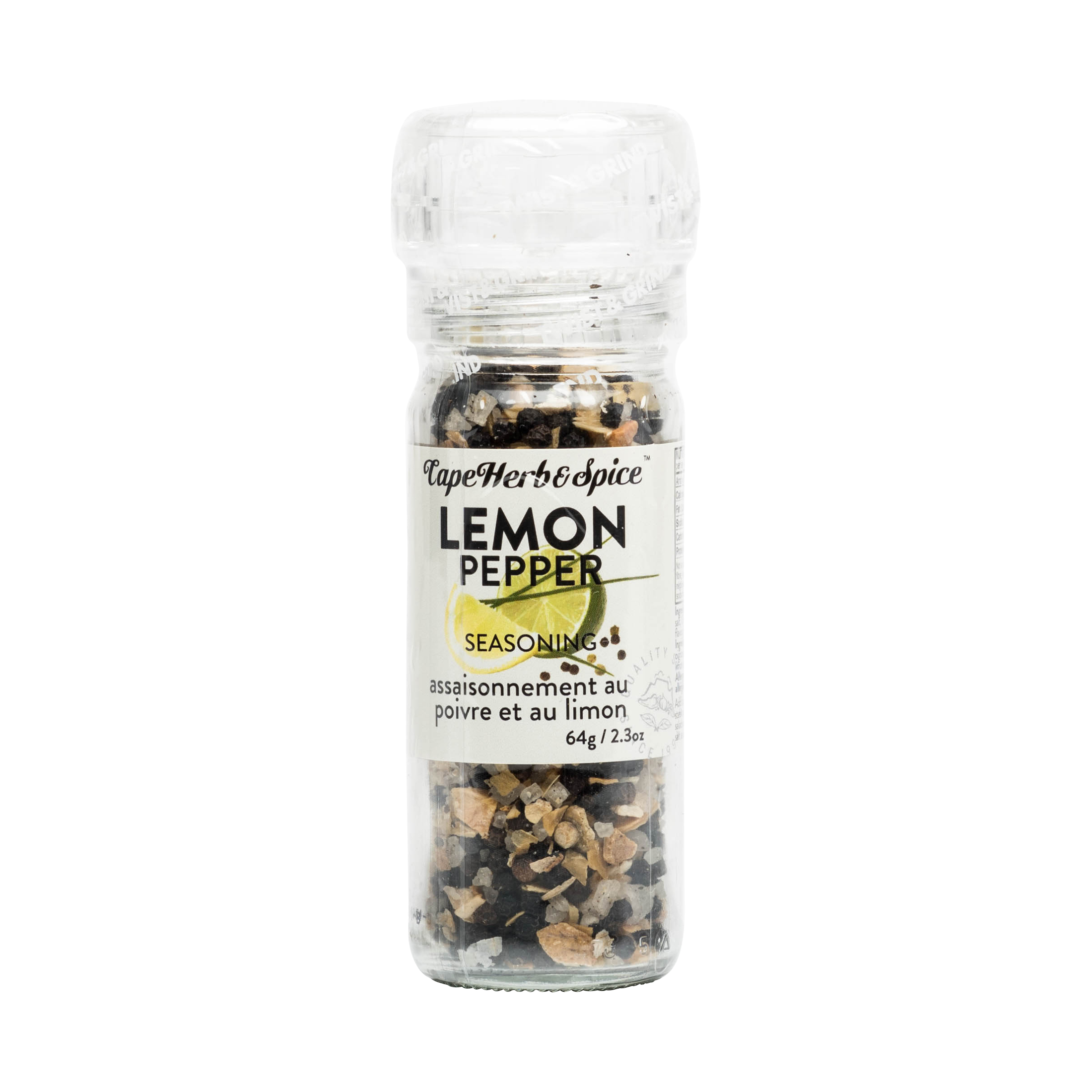 LEMON PEPPER GRINDER