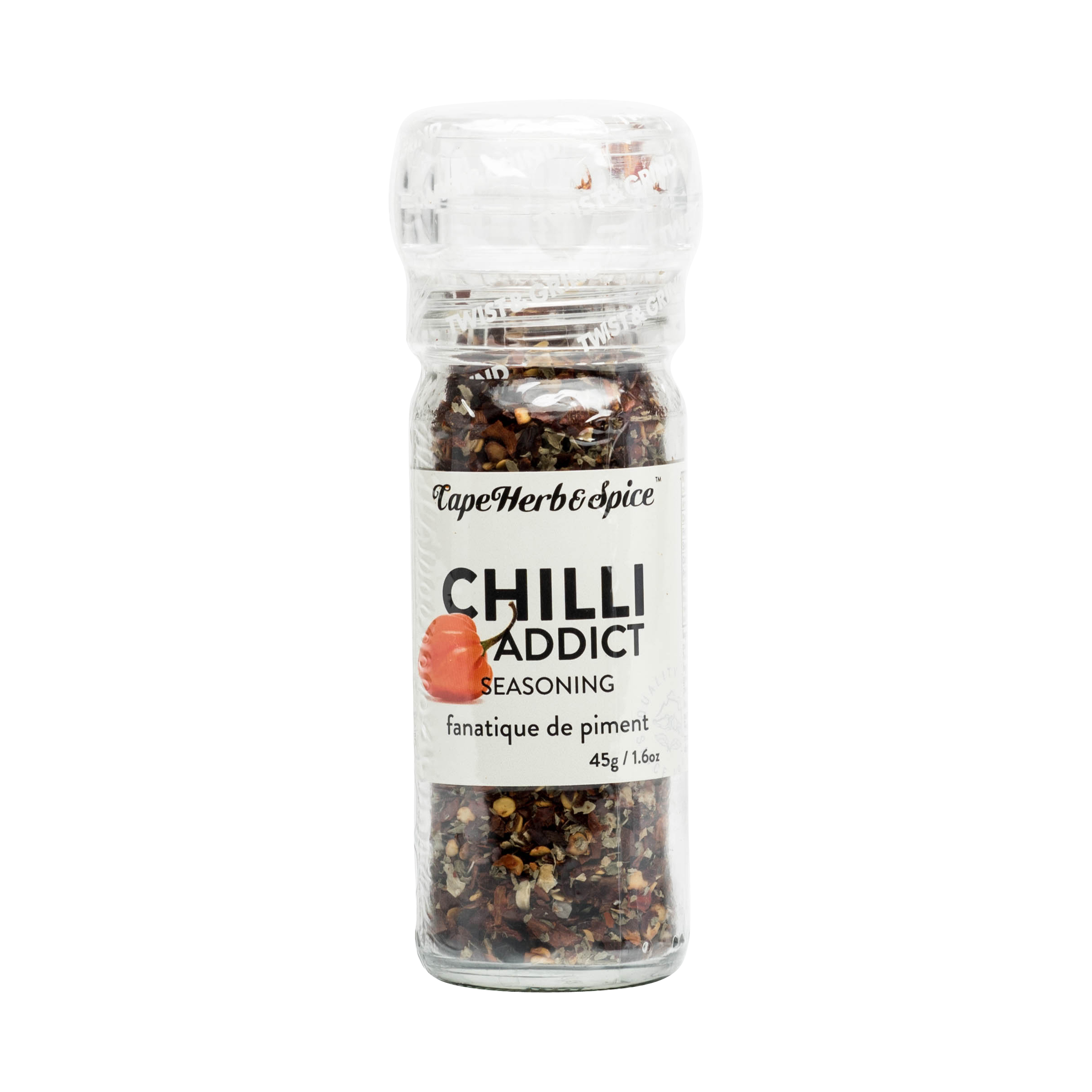 CHILLI ADDICT SEASONING GRINDER