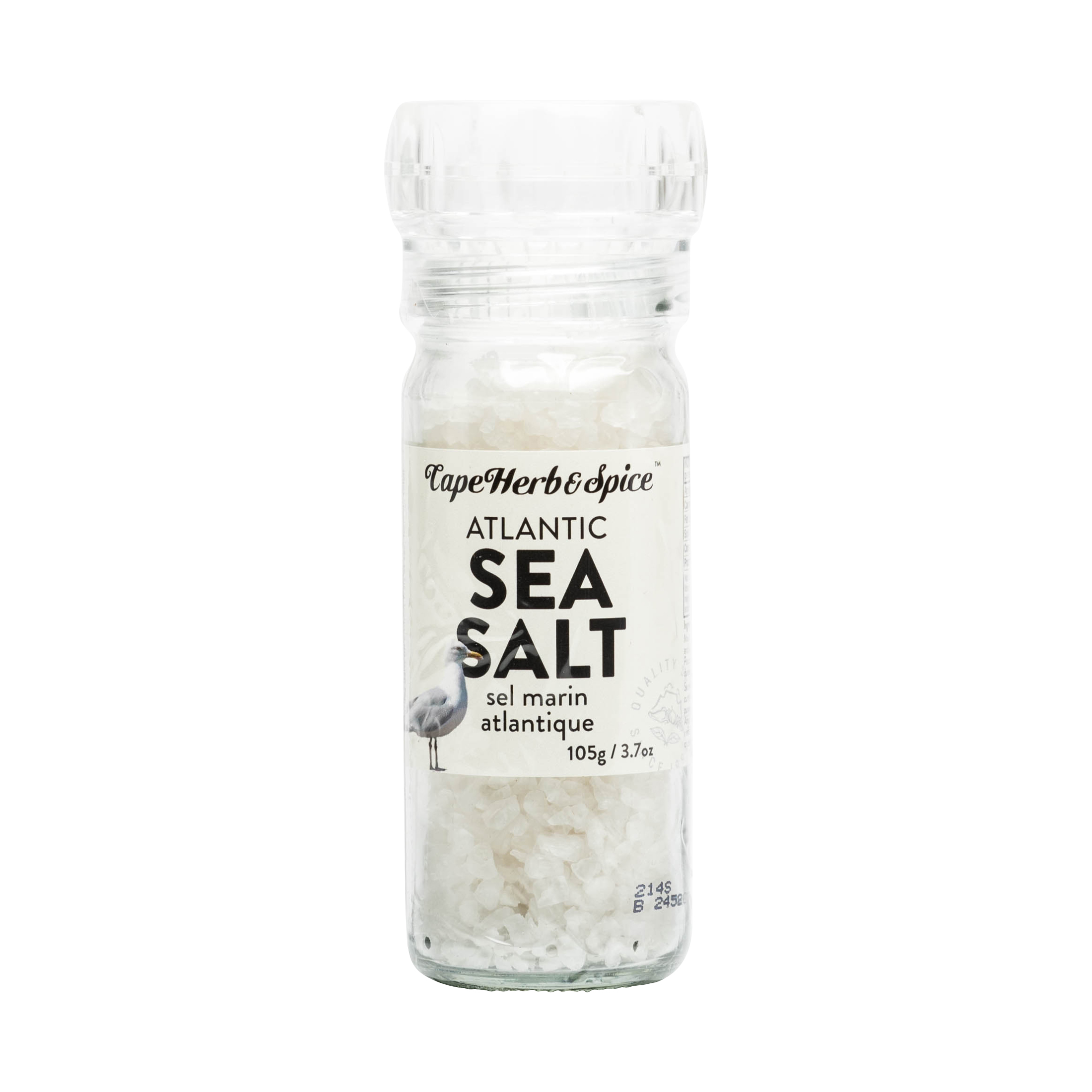 ATLANTIC SEA SALT GRINDER