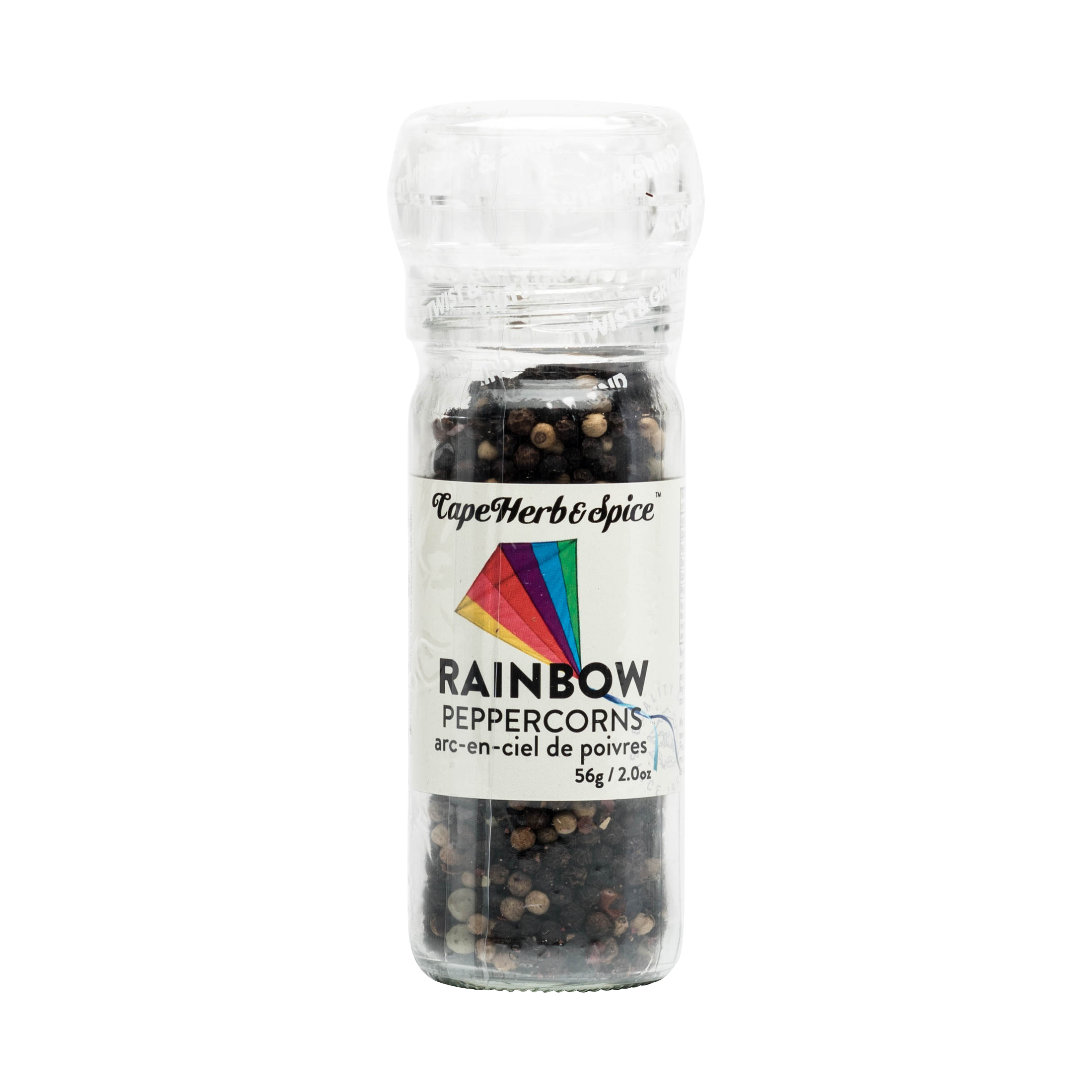 RAINBOW PEPPERCORN GRINDER