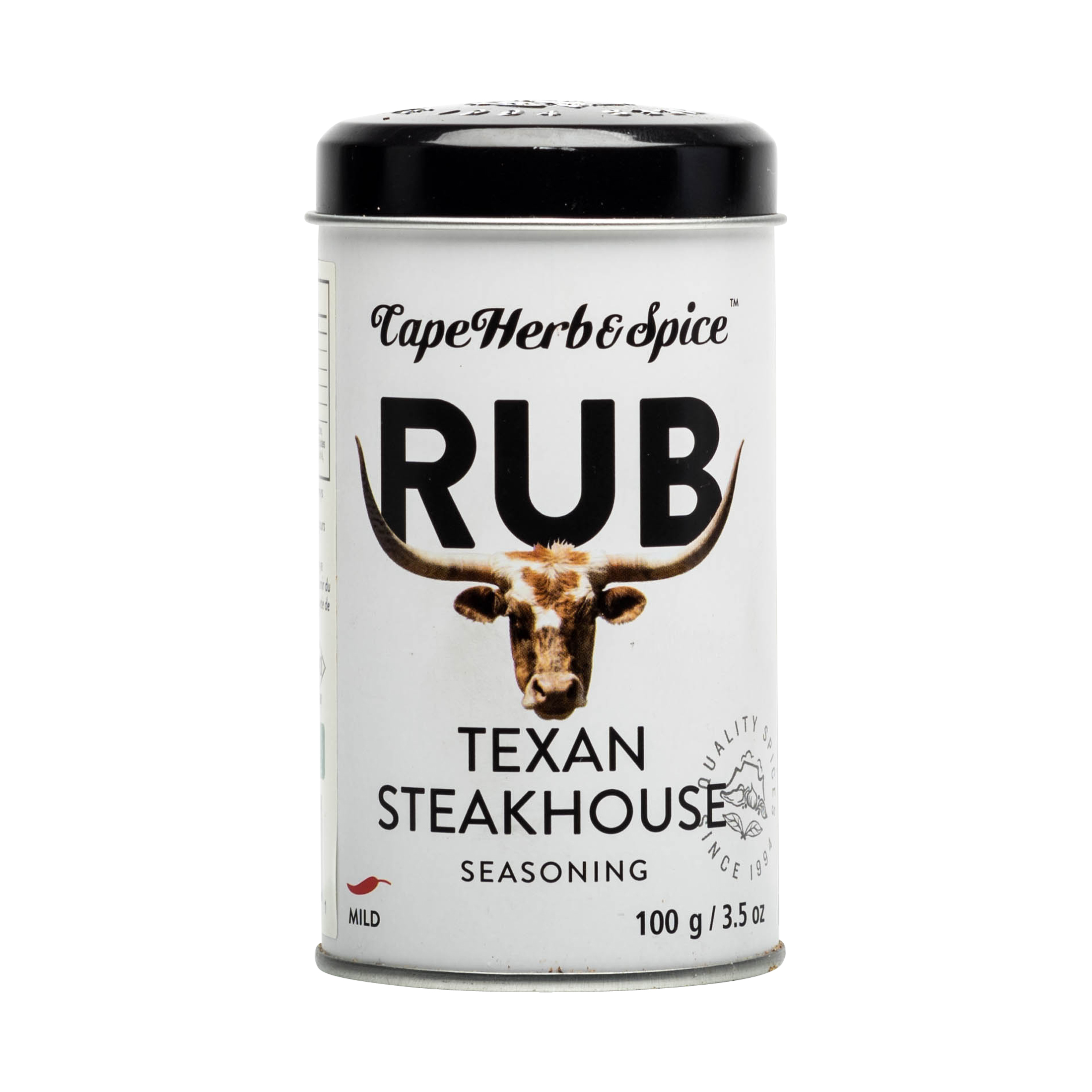 TEXAS STEAKHOUSE RUB SHAKER