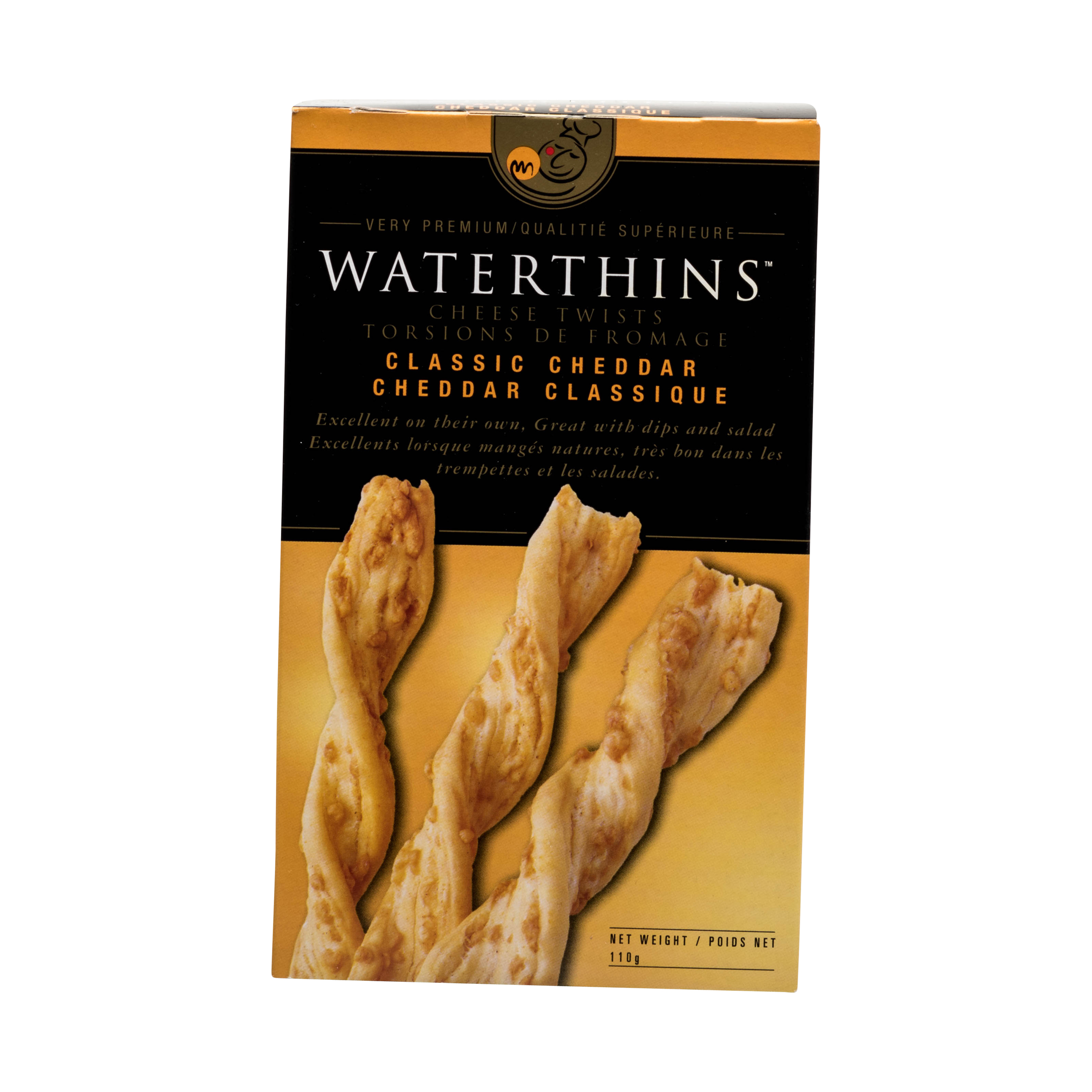 CLASSIC CHEDDAR CHEESE TWISTS
