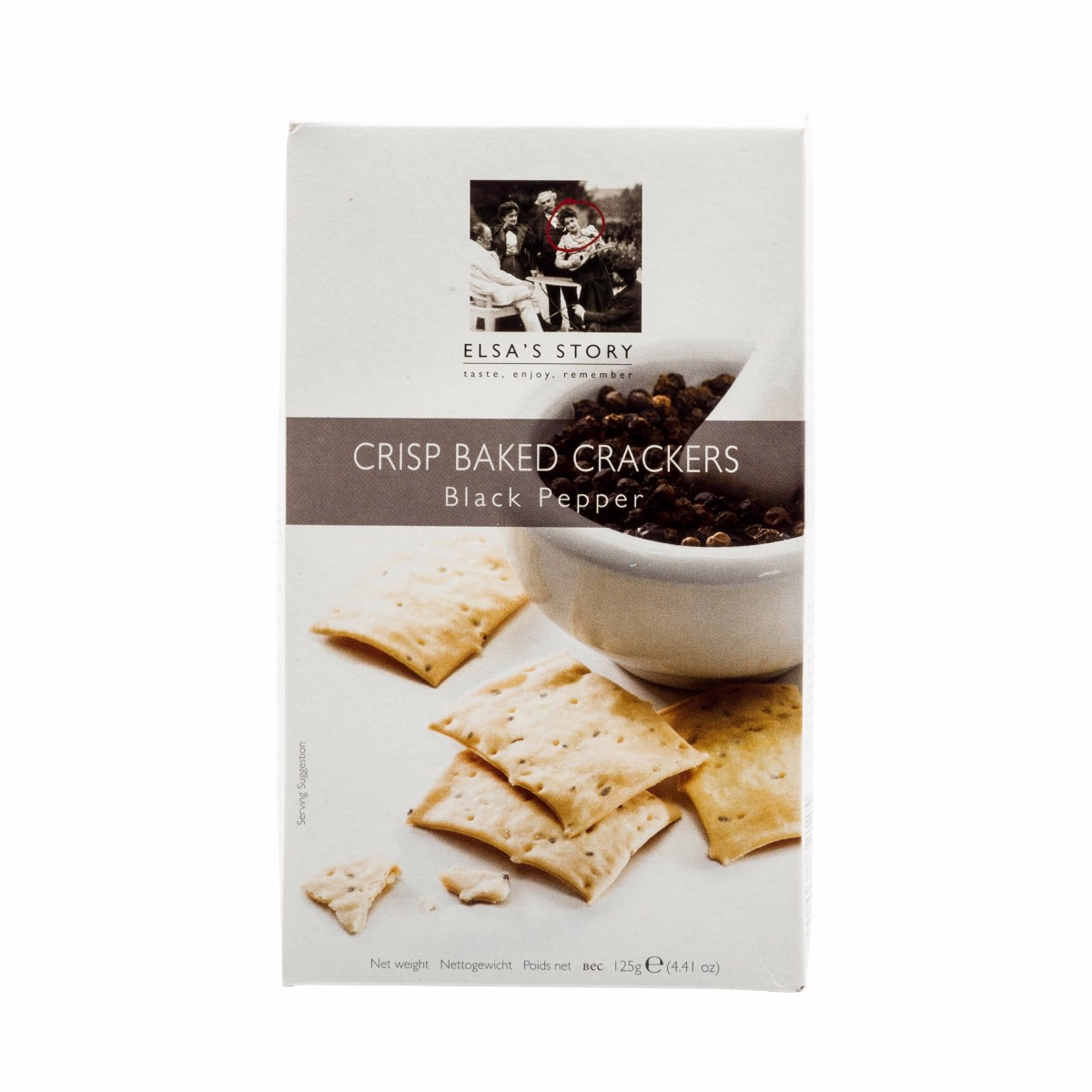 BLACK PEPPER CRISPS