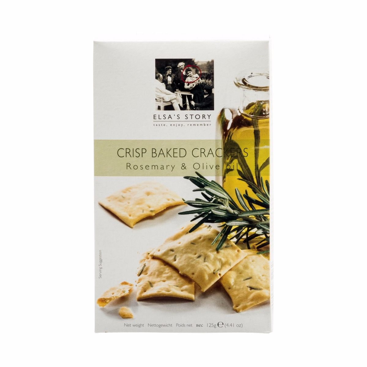 ROSEMARY & OLIVE OIL CRISPS