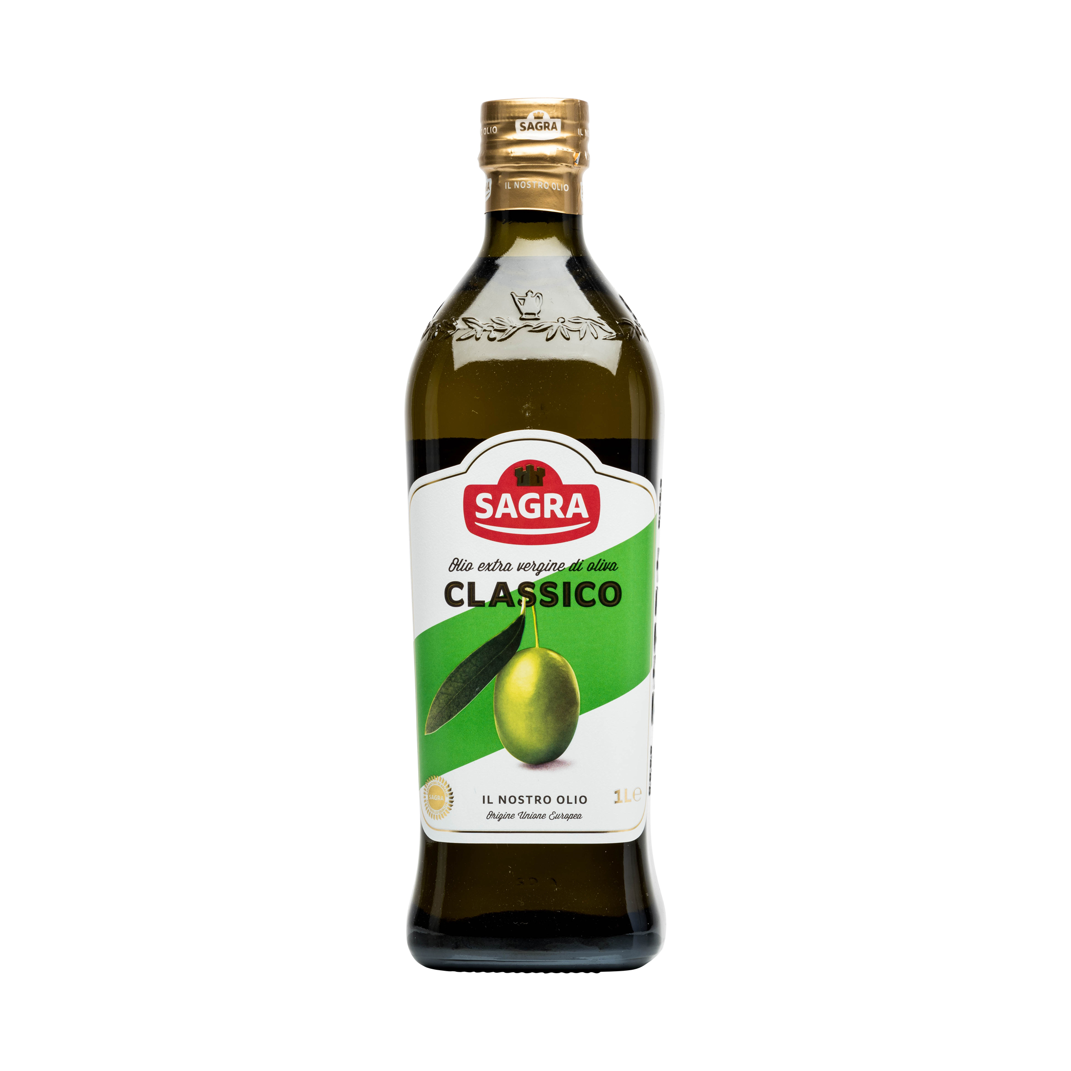 SAGRA EXTRA VIRGIN OLIVE OIL