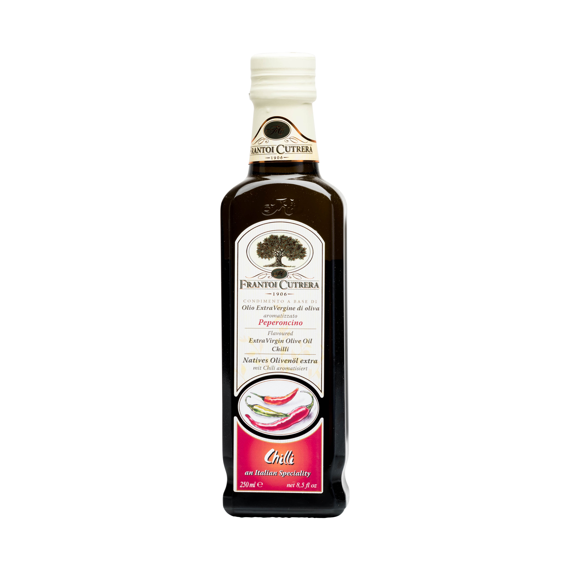 CUTRERA CHILLI EXTRA VIRGIN OLIVE OIL