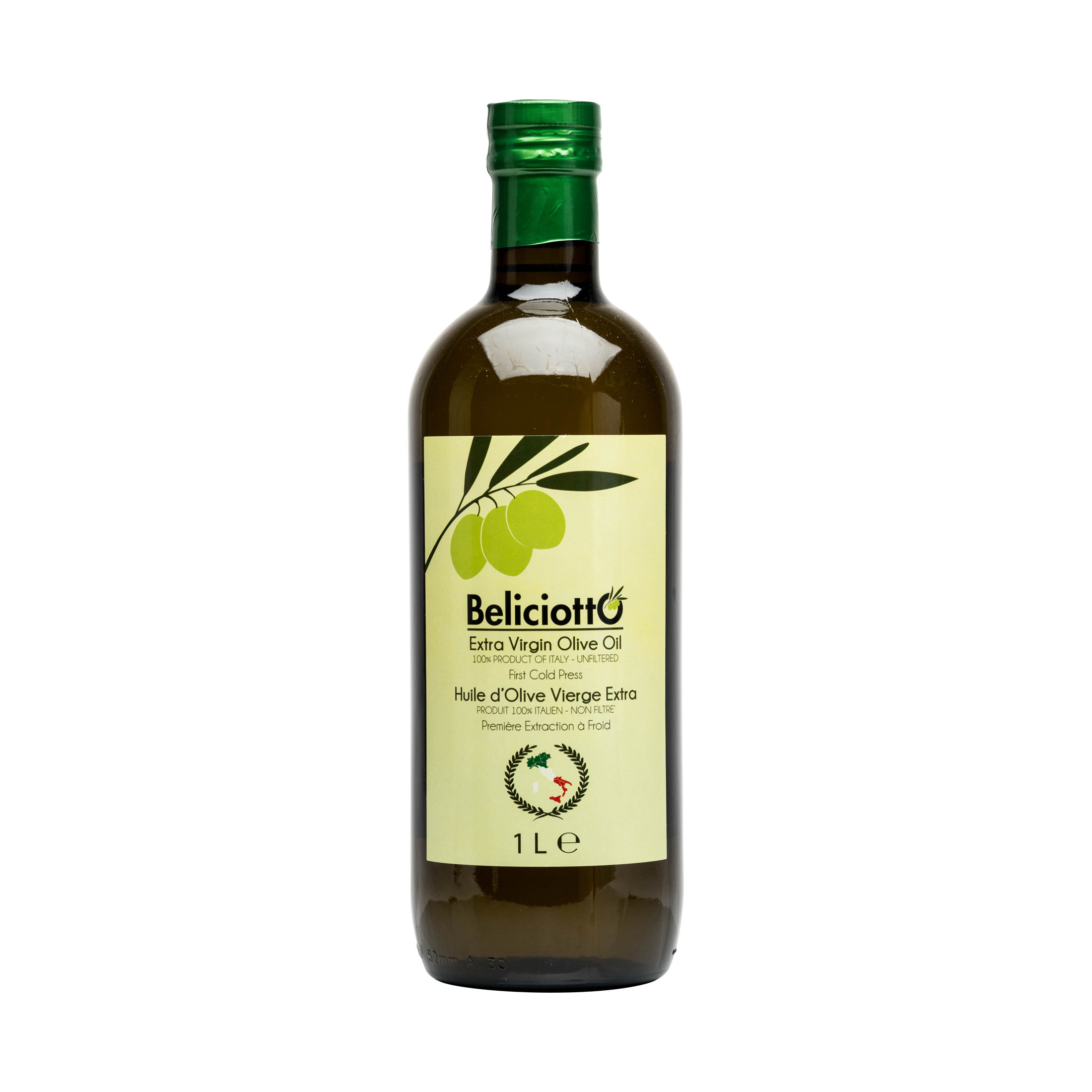 BELICIOTTO EXTRA VIRGIN OLIVE OIL