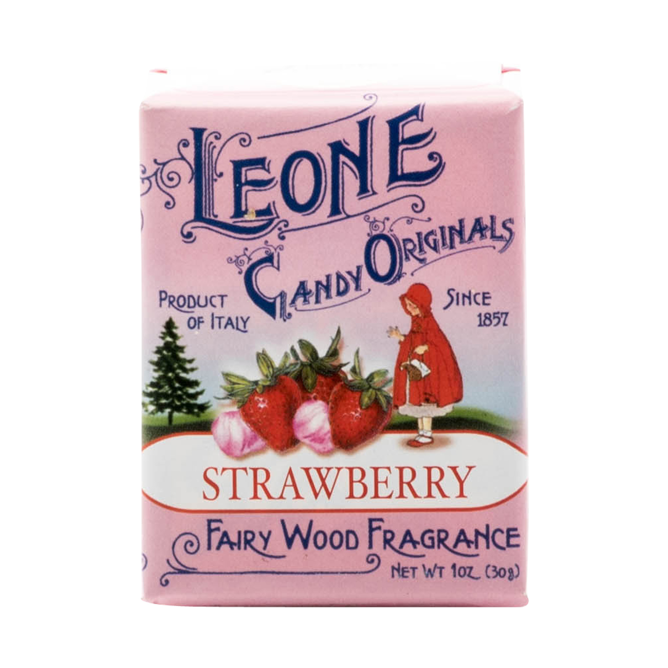 STRAWBERRY LEONE MINTS