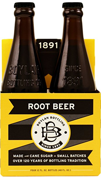 ROOT BEER 4X355ML