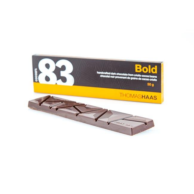 83 BOLD CHOCOLATE BAR