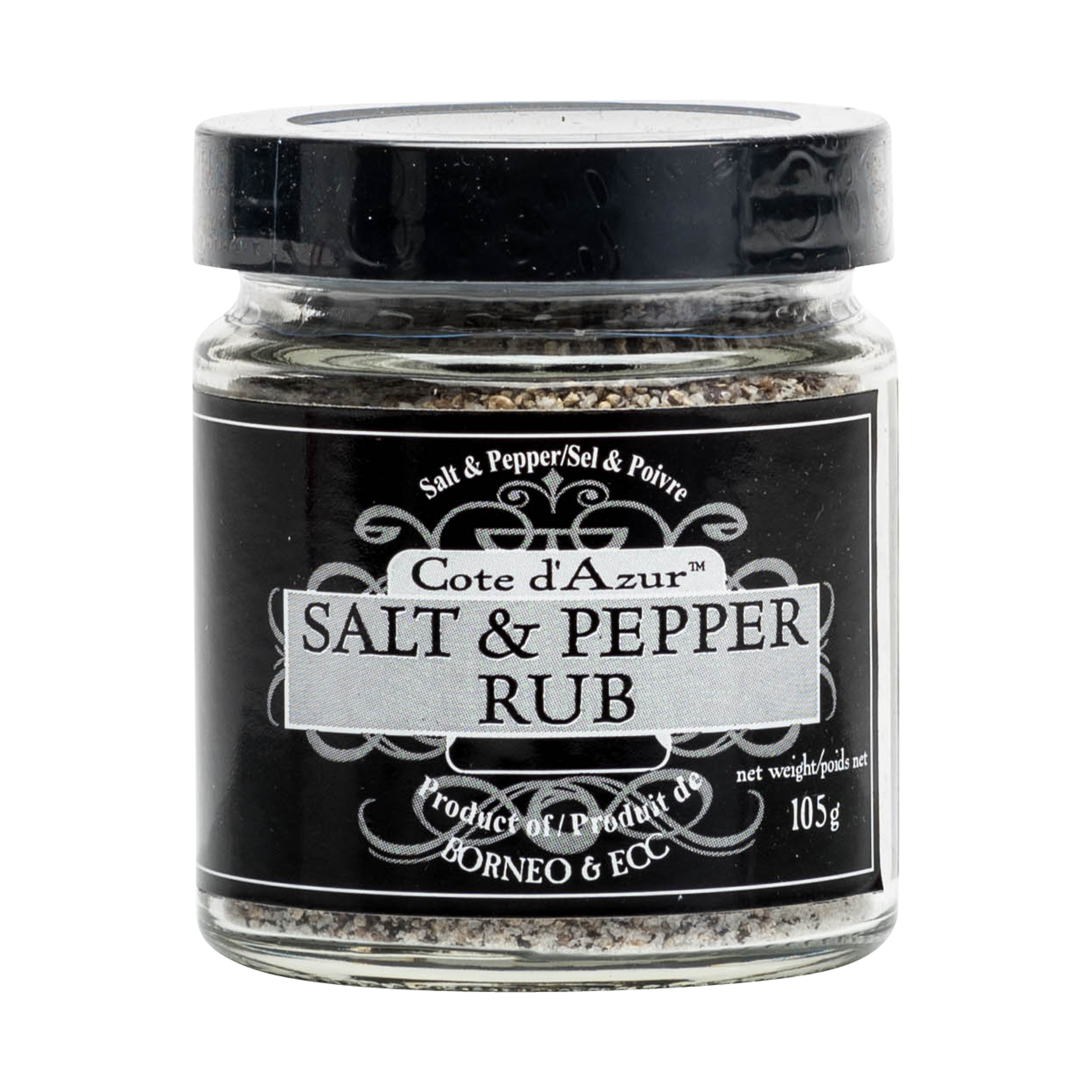SALT & PEPPER RUB