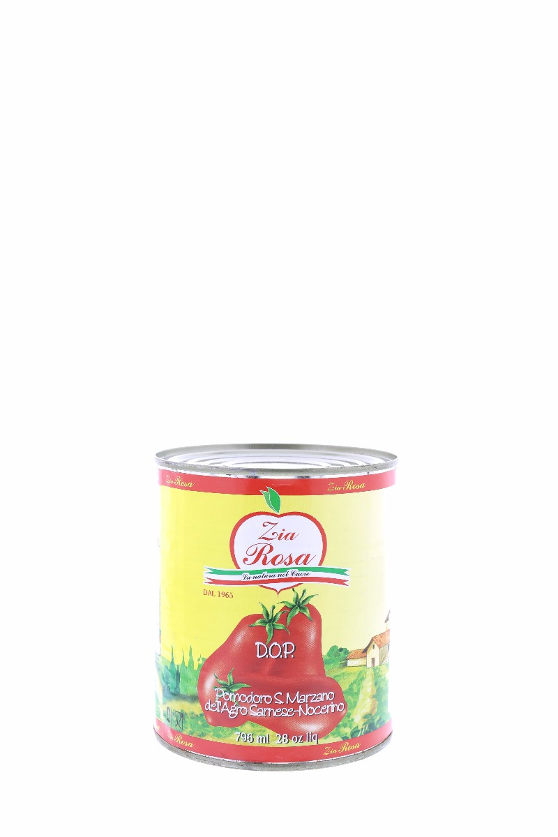 CANNED SAN MARZANO TOMATOES D.O.P.
