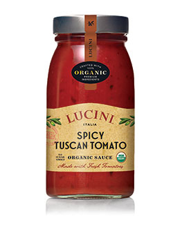 SPICY TUSCAN TOMATO SAUCE