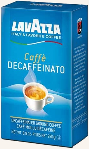 CAFFE DECAFFEINATO GROUND COFFEE