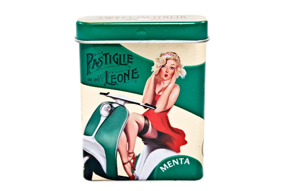 PEPPERMINT PIN UP GIRLS MINTS