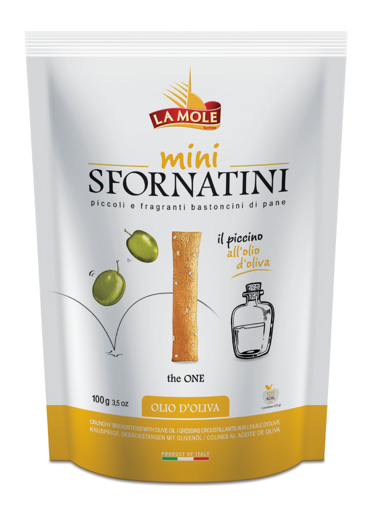 MINI SFORNATINI BREADSTICKS