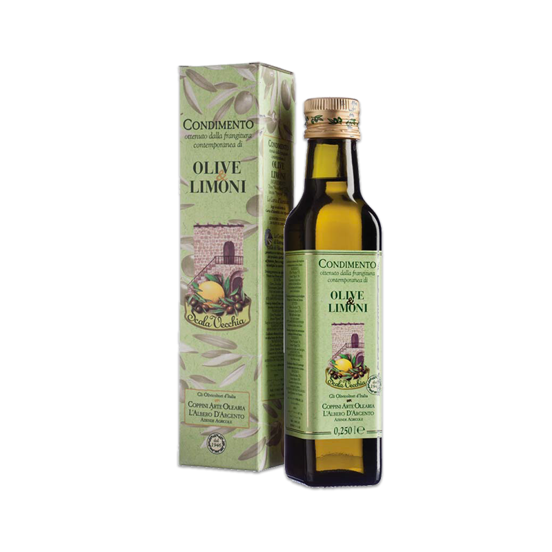 COPPINI LIMONI EXTRA VIRGIN OLIVE OIL