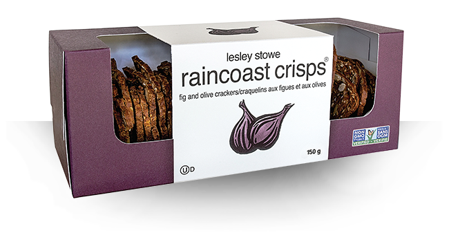 RAINCOAST CRISPS FIG & OLIVE