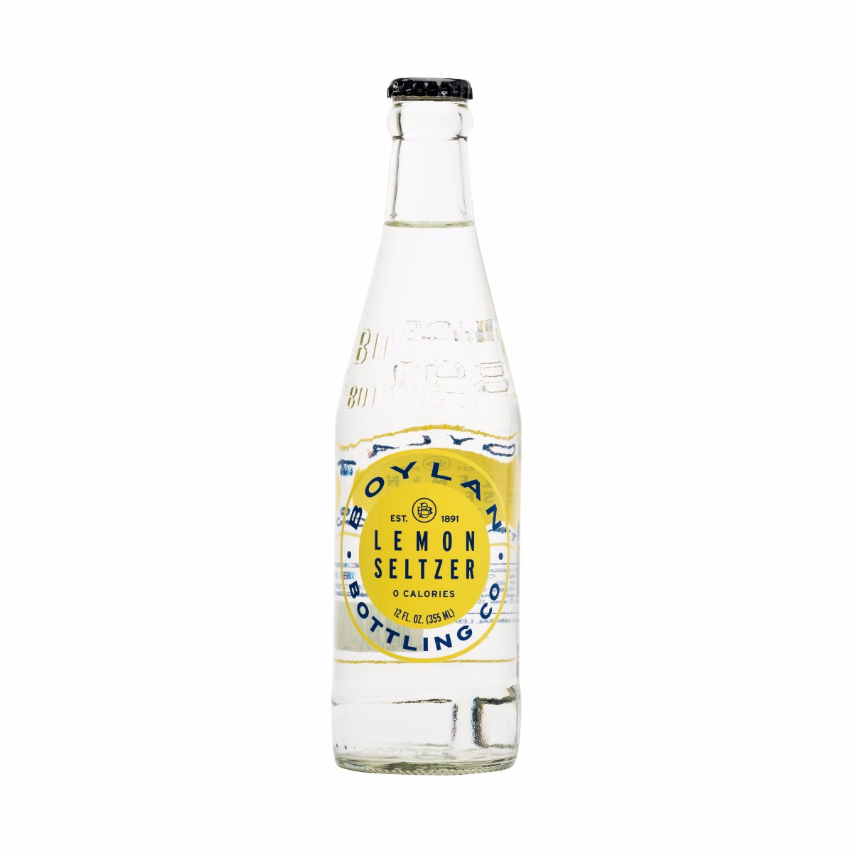LEMON SELTZER 355ML