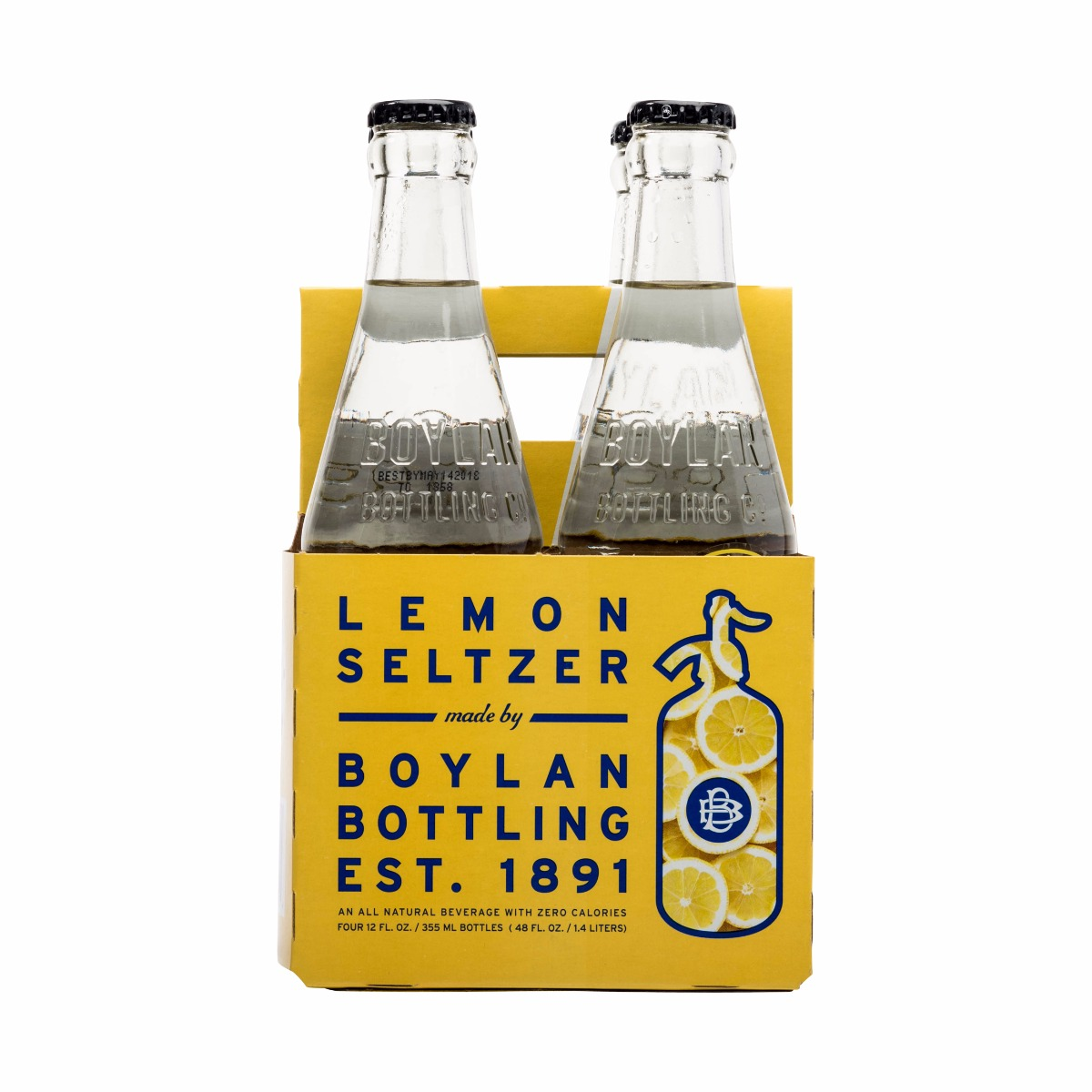 LEMON SELTZER 4X355ML