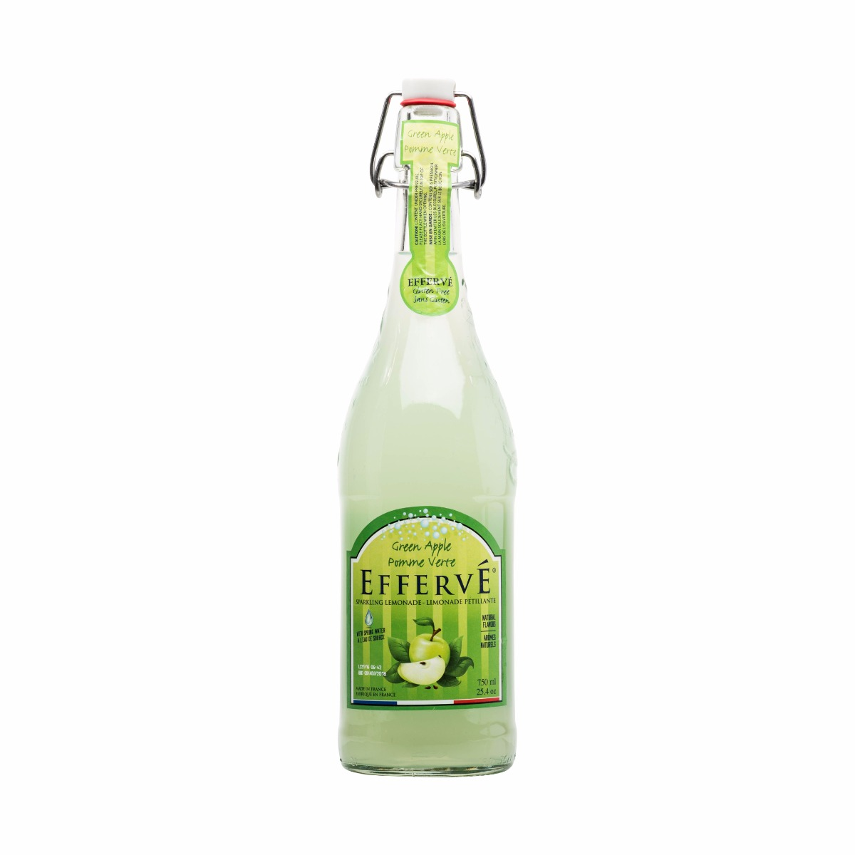 SOUR GREEN APPLE SPARKLING LEMONADE
