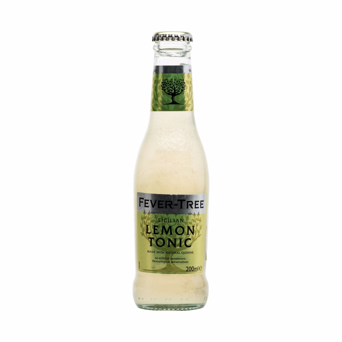 LEMON TONIC WATER 200ML