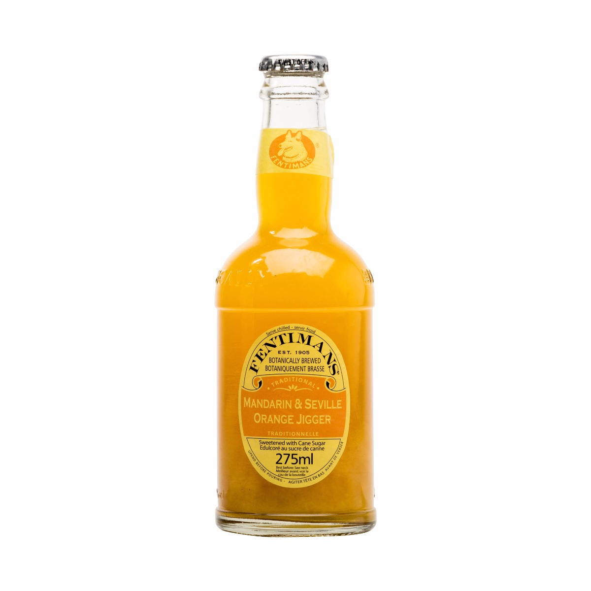 MANDARIN & SEVILLE ORANGE JIGGER 275ML