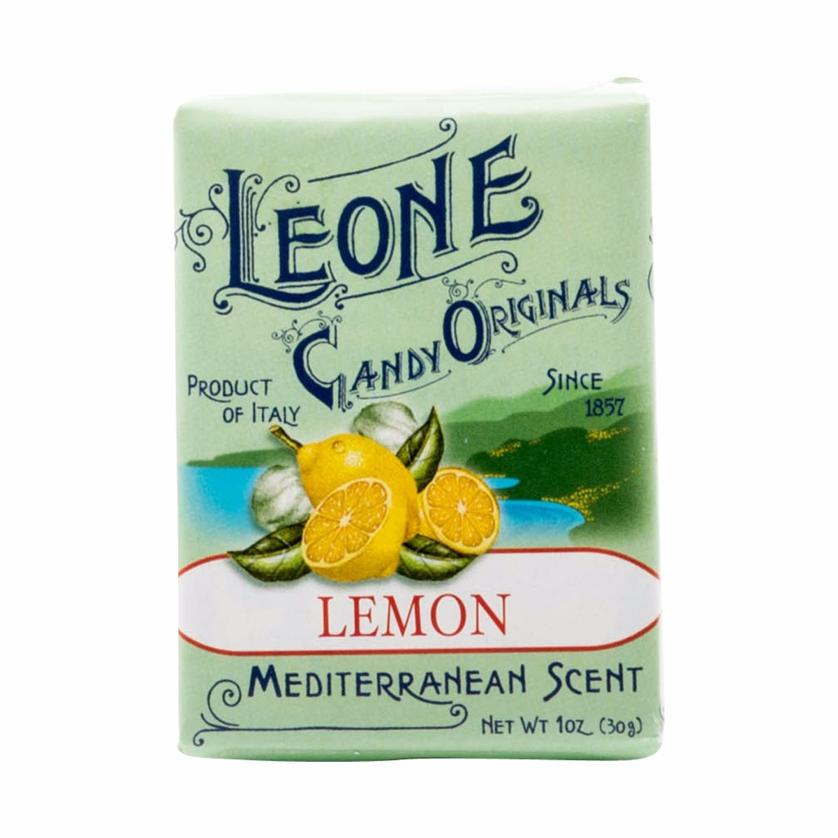 LEMON LEONE MINTS