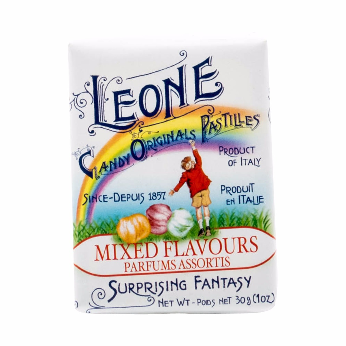 MIXED FLAVOR LEONE MINTS