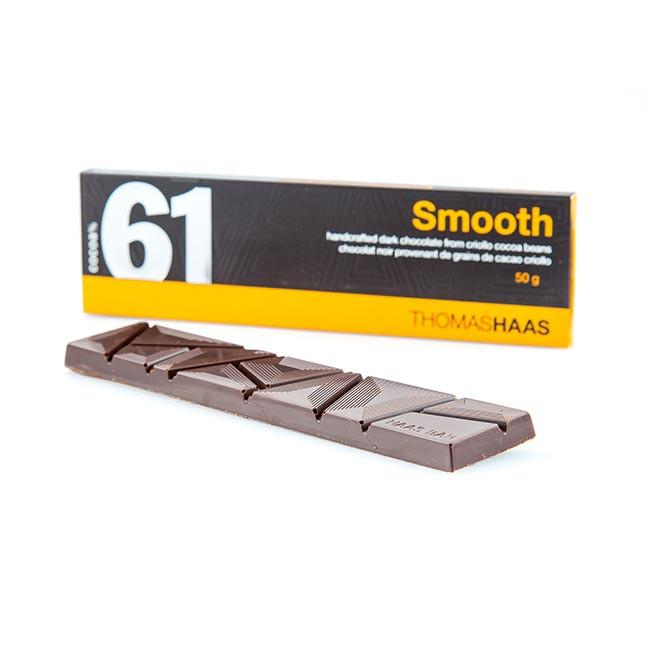 61% SMOOTH CHOCOLATE BAR