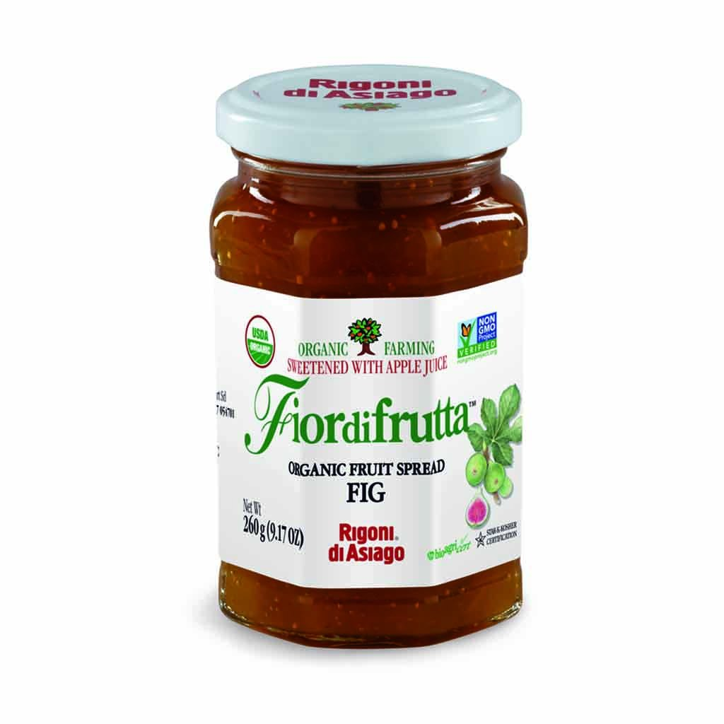FIORDIFRUTTA ORGANIC FIG FRUIT SPREAD